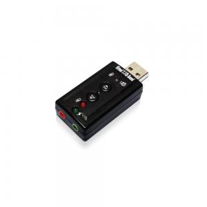 Conversor USB para Som Virtual 7.1