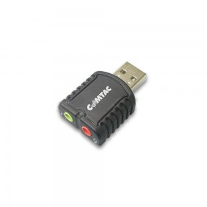 Conversor USB Som Estereo