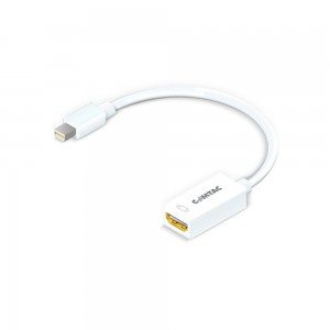 Conversor Mini DisplayPort para HDMI