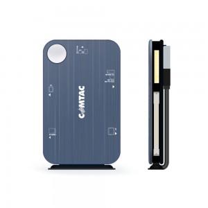 Leitor de Cartões USB 2.0 Ultra Slim