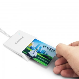 Leitor e Gravador de SmartCard - USB 2.0