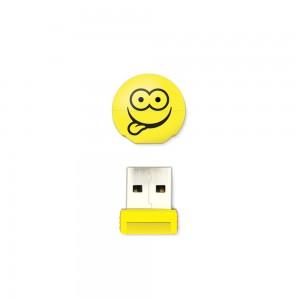 Leitor de Cartao Smile - Guloso - cor amarelo