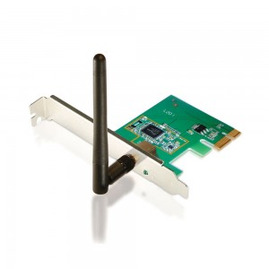 Placa PCI-e Wireless N - 150 Mbps