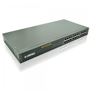 Switch Gigabit - 24 portas