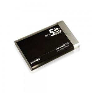 Case USB 3.0 para HDD 2.5