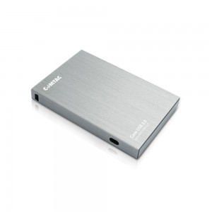 Case USB 2.0 Platinum para HDD externo SATA 2.5