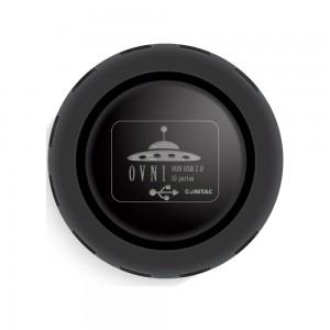 HUB USB 2.0 OVNI - 10 portas