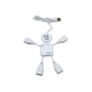HUB-Boy USB 2.0 - 4 portas