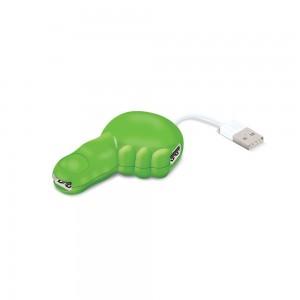 HubOne USB 2.0 - 4 portas