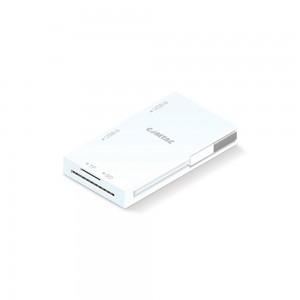 Hub USB 2.0 + Leitor de Cartões Combo Slim