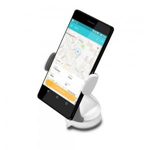 Suporte Veicular para Smartphone com fixação por ventosa