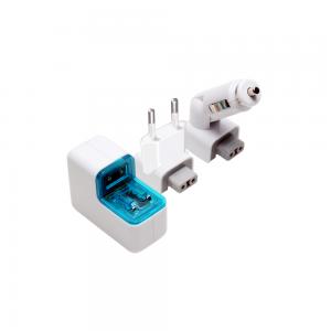 Carregador USB Veicular / Residencial