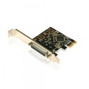 Placa PCI Express - 1 porta Paralela