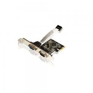 Placa PCI Express - 2 portas Seriais