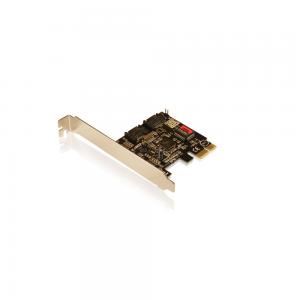 Placa PCI Express - 2 portas SATA II