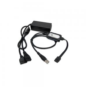 Conversor USB x IDE / Mini-IDE / SATA